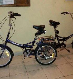 Велосипед 3 шт Stels скоростной складной