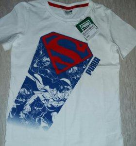 Комплект (футболка+шорты) PUMA р.128