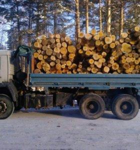 Бортовой самосвал КамАЗ 55102