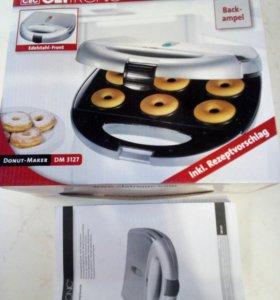 Устройство для изготовления пончиков