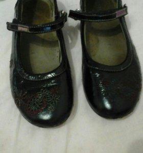 Обувь для девочки 34-35размер
