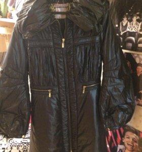 Пальто женское весна-осень 48 размер