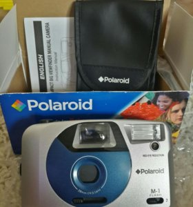 Отдам новую мыльницу Polaroid