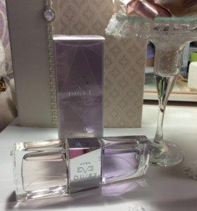 Avon EVE duet парфюмерная вода