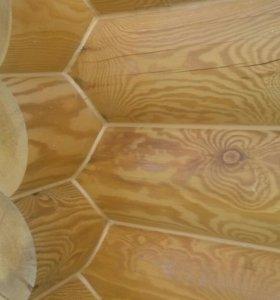 Атделка деревянные домов