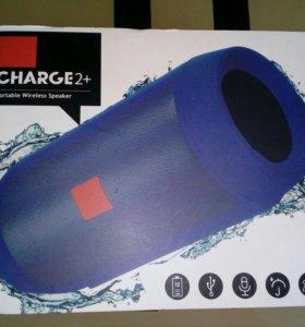 Портативная колонка JBL charge 2+ (новая)