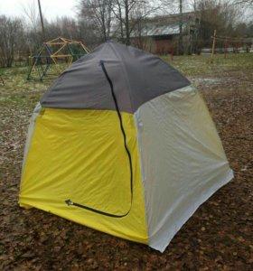 Палатка зимняя полуавтомат