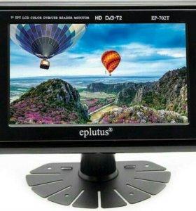 Портативный телевизор Eplutus