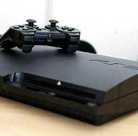 PS3 slim 320гб