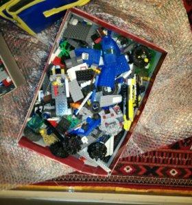 Очень много Lego, строй что хочешь