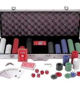 """Набор для игры в покер """"Euro"""""""