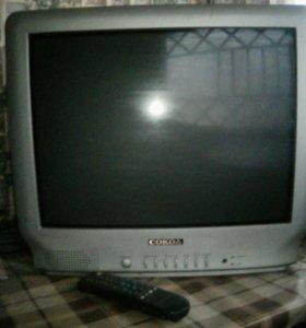Телевизор на запчасти Сокол .