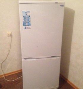 Холодильник+морозильная камера