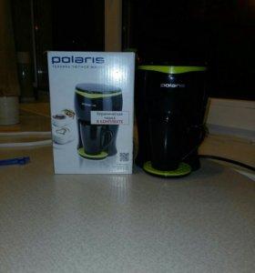 Кофеварка Polaris