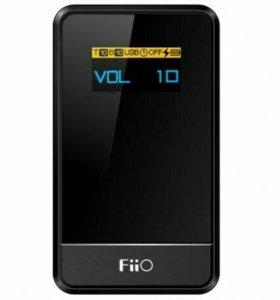 Портативный ЦАП+усилитель для наушников FiiO E07K