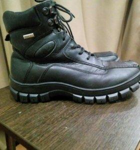 Ботинки зимние 38
