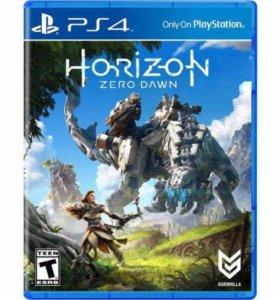 Продам horizon для ps4