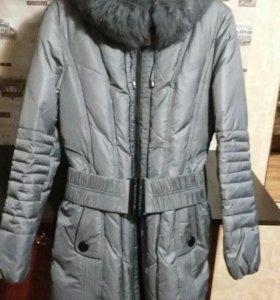 Пальто-пуховик