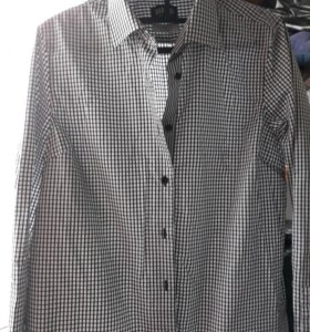 Рубашка хлопок новая 46-48размер
