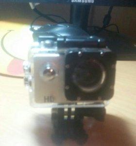 Экшен камера 2 недели