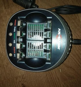 Зарядное устройство Ansmann Digispeed 4 Ultra
