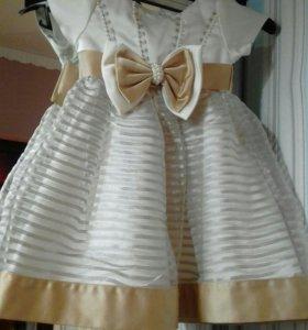 Платье на девочку возраст от одного года до двух