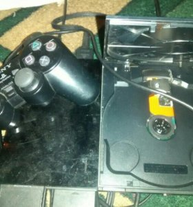 PlayStation 2 прошитая