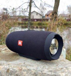 Стильная bluetooth колонка acoustics 3, цвет черн