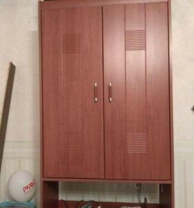 Тумба под ТВ + шкаф