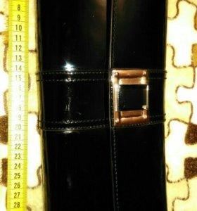 Клатч,сумочка из натуральной кожи