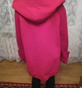 Пальто женское 56 р