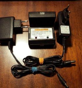 Зарядное Устройство LI-ION / LI-PO 2S 7.4V