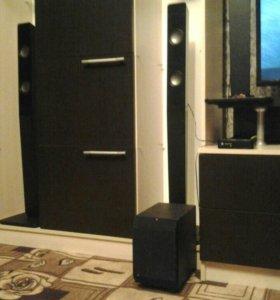 Телевизор Samsung 32 и домашний кинотеатр Philips