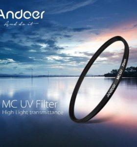 MC UV фильтр 67mm