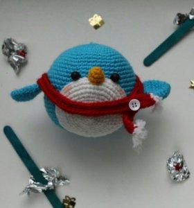 Пингвин - пухляш 🐧