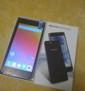 Blackview a7 dual 7 android 6580