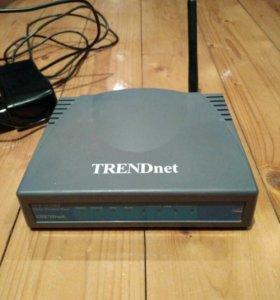 Wi-fi роутер Trendnet