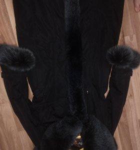 Зимнее пальто! Размер:48-50