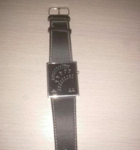Часы Genuine Leather