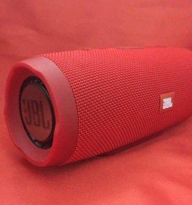 Колонка jbl портативная 3+ красная арт-863