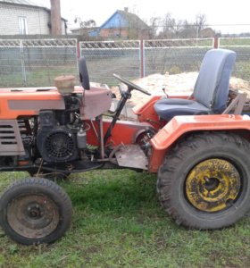 мини трактор синтай