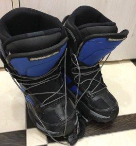 Детские сноубордические ботинки Rossignol . 21 см