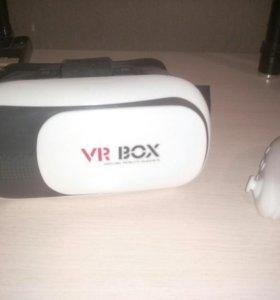 Очки VR Box + джостик