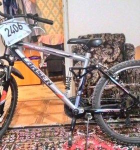 Велосипед Larsen Off-road 2х подвес