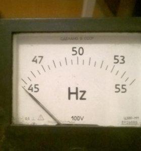 частотомер Hz