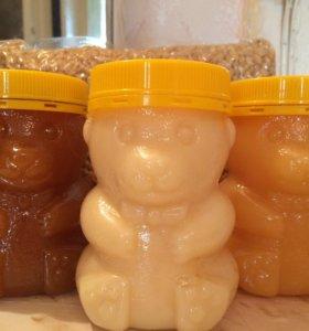 Выскогорный элитный мёд