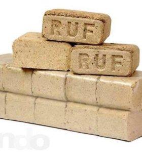 Брикеты ruf с доставкой