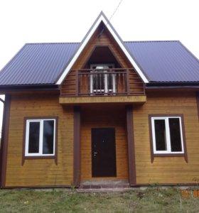 Дача, 96 м²