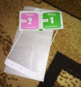 Стекло для телефона Xiaomi Redmi 4x4x3