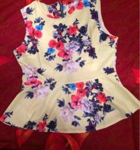 Блузка 48-50 размера